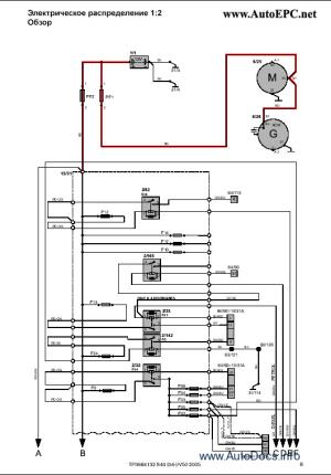 Volvo Cars Wiring Diagrams 19942005 repair manual Order & Download