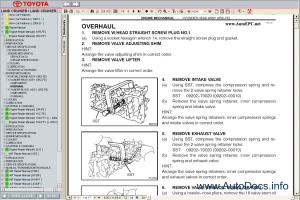 Toyota Land Cruiser Prado 120 Service Manual repair manual Order & Download