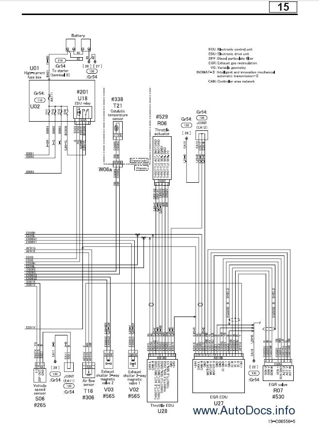 Mitsubishi Fuso Canter Wiring Diagram  Somurich