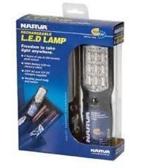 Narva Led Work Light Rechargeable