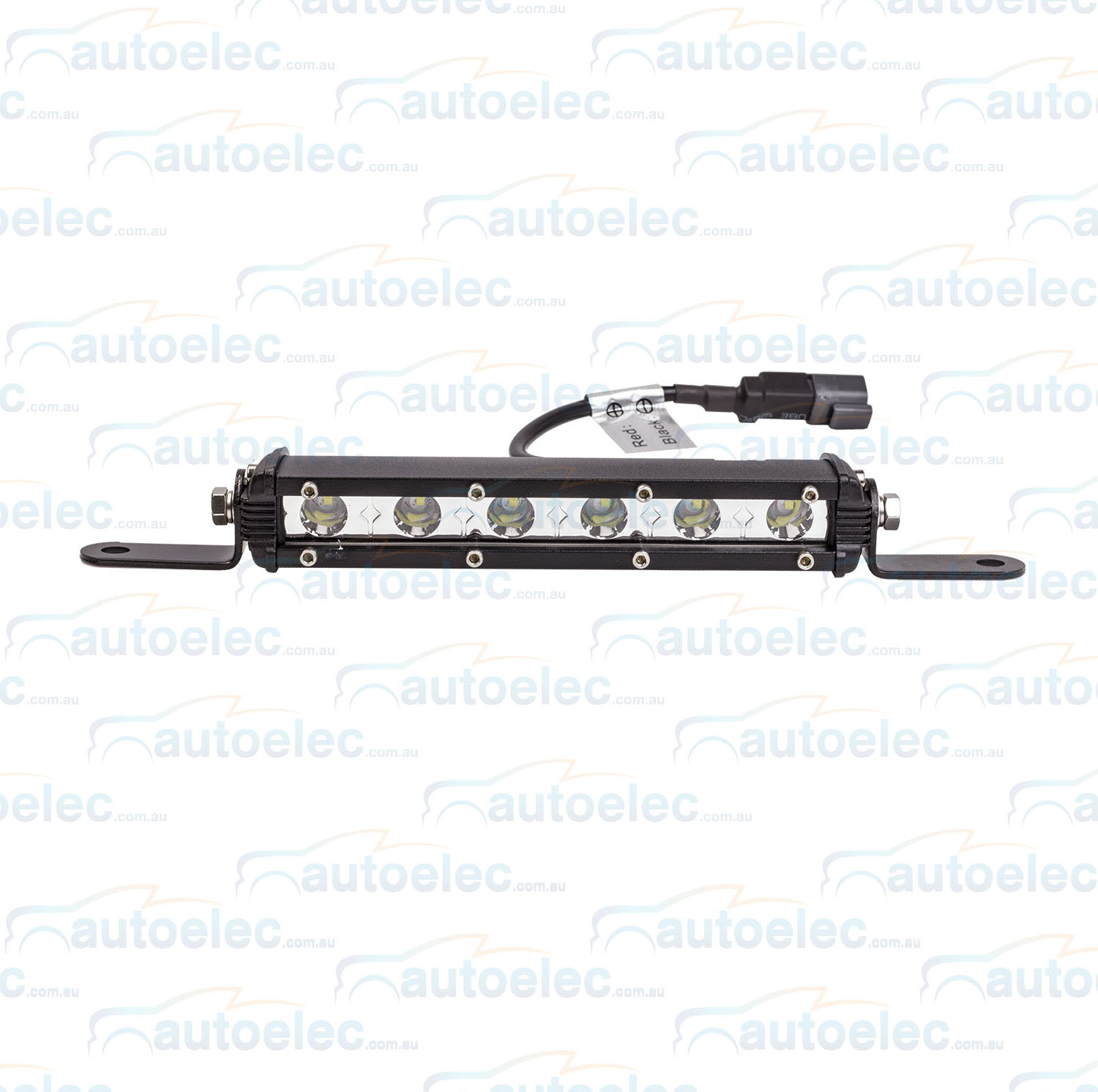 Ap Led Ultra Slim 179mm 7 Light Bar Work Lamp Spot Flood