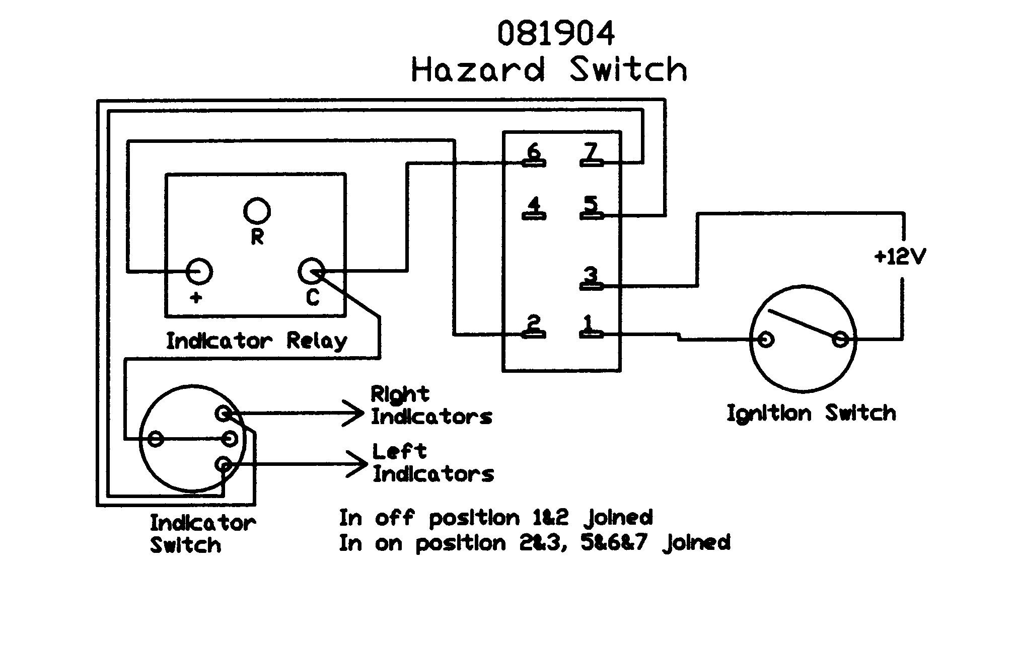 Ignition Switch Schematic Symbol