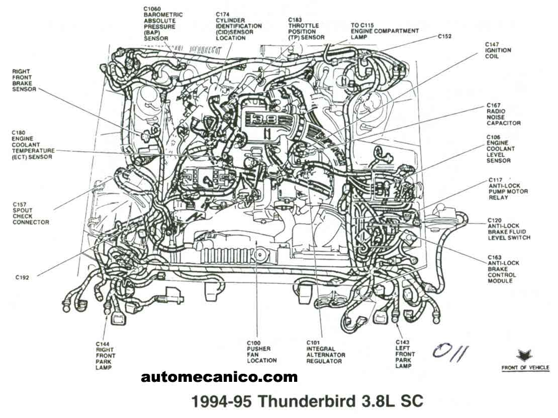 motor 3 8l sc