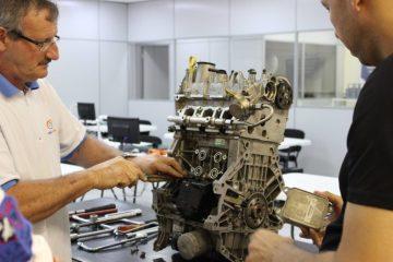 Turma de 15 a 17/03 - INJEÇÃO DIRETA Turbocompressor Flex