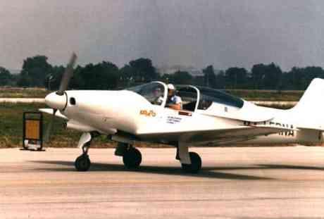 O Falco de Luciano Nustrini (seqair.com)