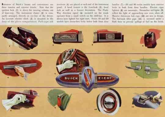 Buick Flash-Way direction signal