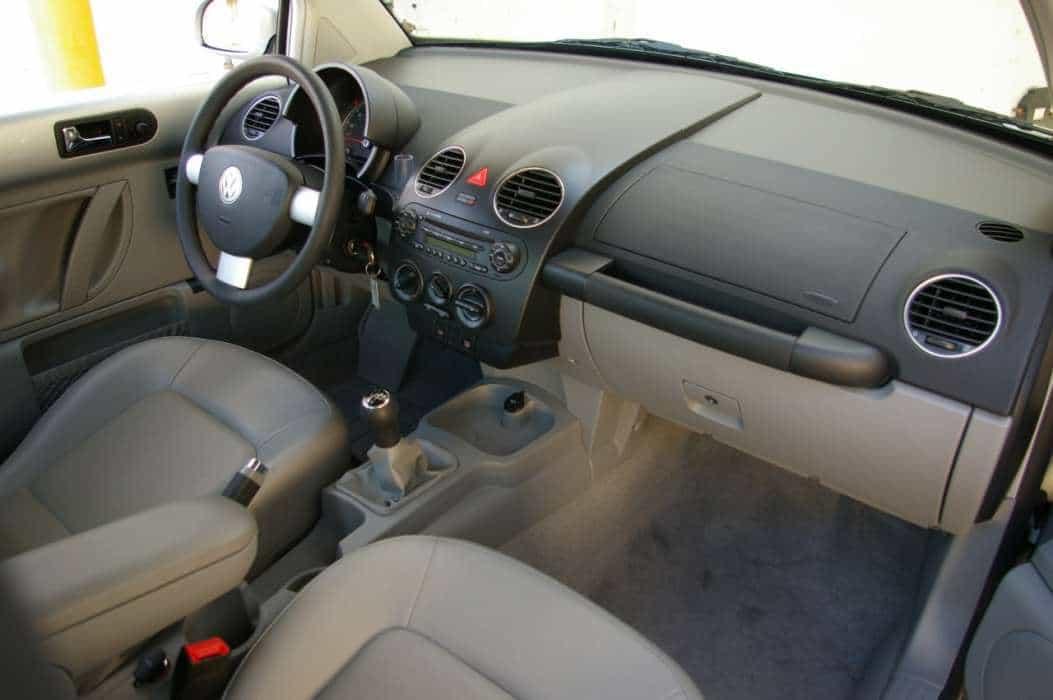 Autoentusiastas for 2008 volkswagen beetle interior