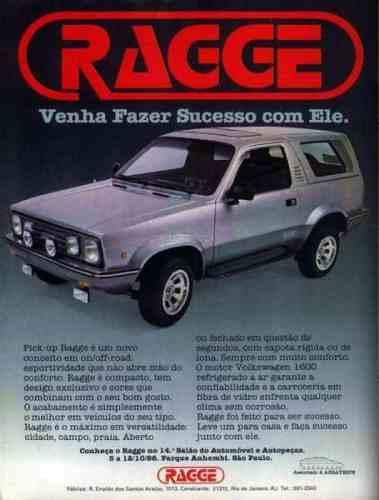 1986 Ragge California