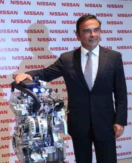Nissan 3cil