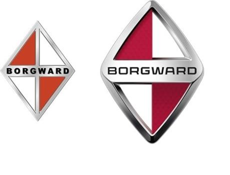 Foto Legenda 04 Coluna 1015 Logo Borgward