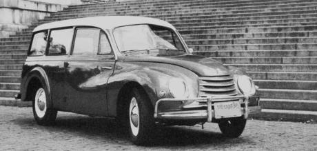 1956 perua dkw