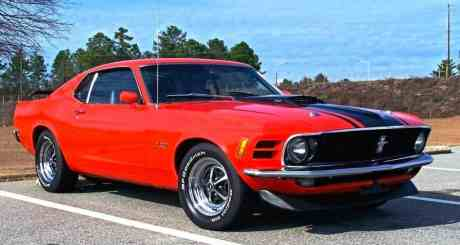 Foto 3 Mustang verm