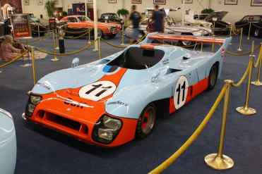 Gulf Mirage no museu de Las Vegas, Harrah's Collection