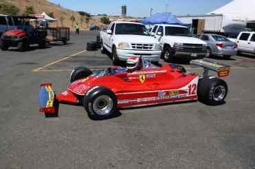 Lendária Ferrari 312T4 de Gilles Villeneuve