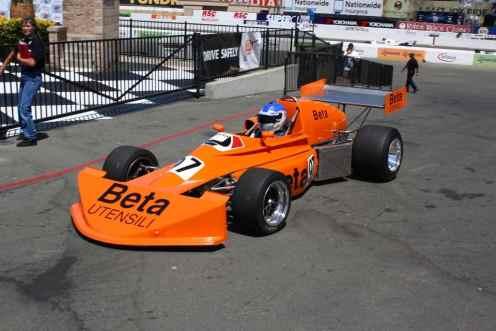 O F1 Classics é um show de carros e sons