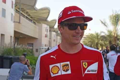 A decisão de Kimi Raikkonen é o que destravar o mercado(Foto Ferrari Media)