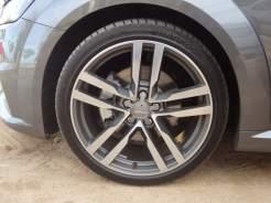 Desenho de roda simples e eficaz para arrefecer freios