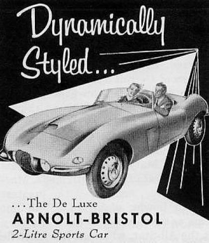 arnolt 1954 bristol