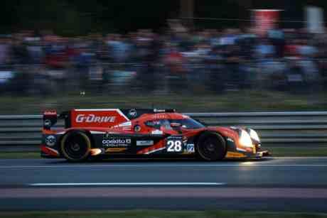 28 YACAMAN Gustavo (COL) DERANI Luis Felipe (BRA) GONZALEZ Ricardo (MEX) LIGIER JS P2 NISSAN team G-Drive Racing 24 Heures du Mans 2015 10-14 juin © CLEMENT MARIN