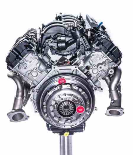 MotorV8-MustangShelbyGT350