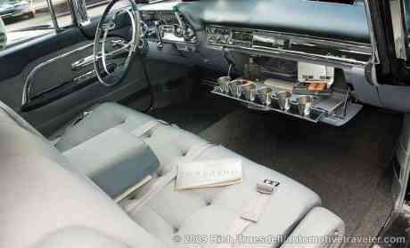pelican parts forum_Cadillac_Eldorado_Brougham_interior