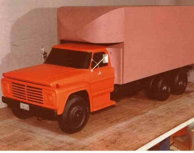 truck aero