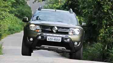 Renault Duster Oroch AUTOentusiastas - 11