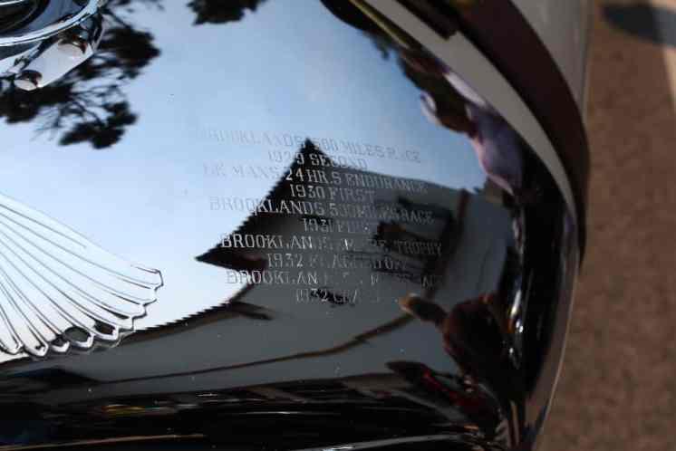 """Bentley """"Old Number One"""" (autor)"""