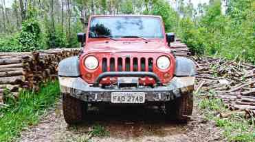 Jeep Wrangler 70