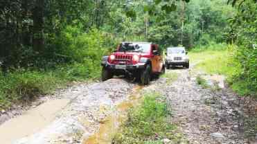 Jeep Wrangler 73