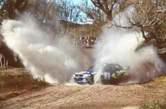 Subaru Impreza e Colin McRae 03
