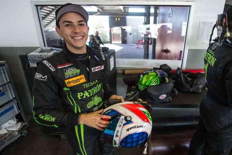 Derani volta a competir nos EUA em março, nas 12 Horas de Sebring (Foto José Mario Dias)