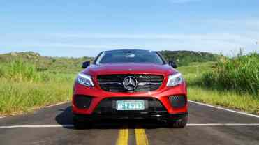 Mercedes Benz GLE 24
