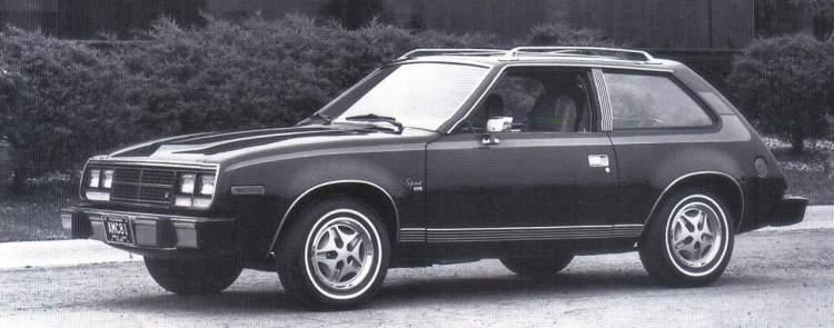 spirit sedan 81