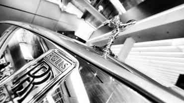 Showroom Rolls-Royce