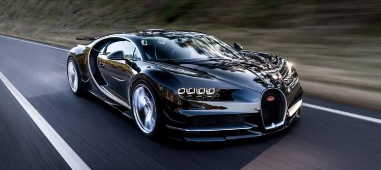 Bugatti Chiron 25