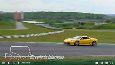 F430 em Interlagos (foto: SpeedMasters)
