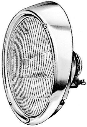 1971: primeiro farol com lâmpada H4 (Hella)
