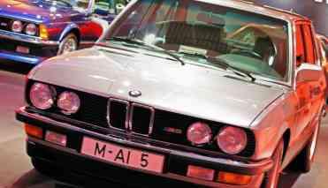 Primeiro M5 de 1984