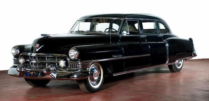 Foto Legenda 03 coluna 1716 - Cadillac 75