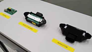 O FCM (módulo de controle da bomba de combustível)