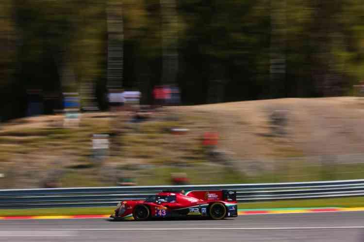 Bruno Senna lidera a LMP2 com um Ligier NIssan