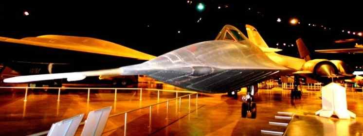 O SR-71 vai além de ser um avião incrível