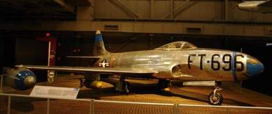 Lockheed F-80C Shooting Star