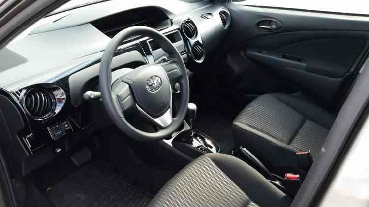Toyota Etios 08