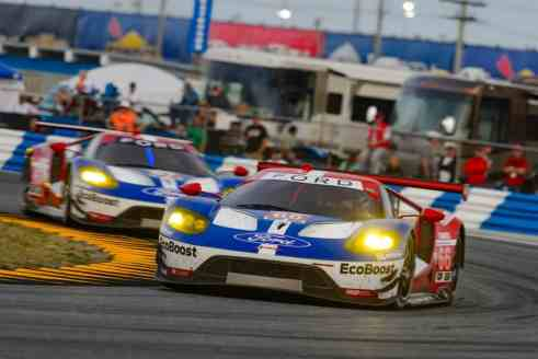 O novo Ford GT em Le Mans [media.ford.com]