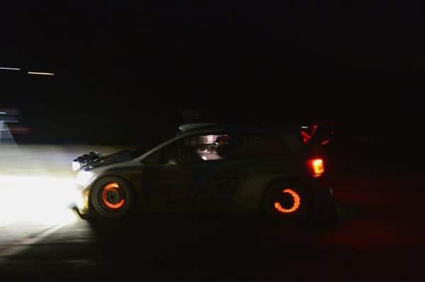 Nos ralis, boas luzes significam tempo a menos (automobilsport.com)