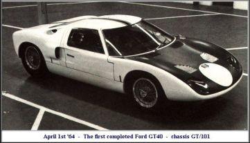 O primeiro GT/101 [pinterest.com]