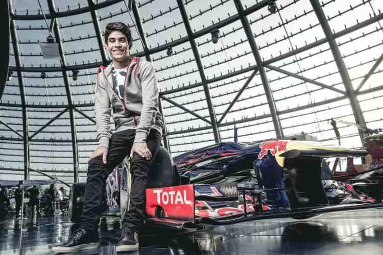 Mineiro Sérgio Sette Câmara vai testar um carro da Toro Rosso (Foto sergiosettecamara.com)