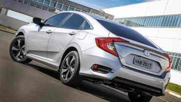 Honda Civic EXL